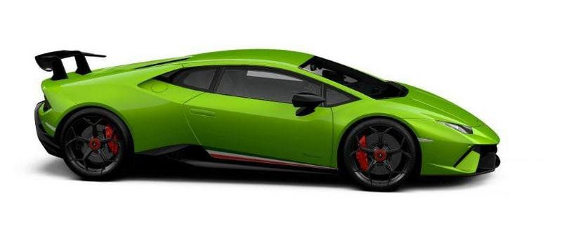 The Lambo Huracan Performante Comes in All Sorts of Awesome Colors Exterior Screenshots / Gameplay - image 711745