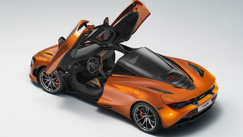 The McLaren 720S Just Got Leaked and It's Gorgeous!