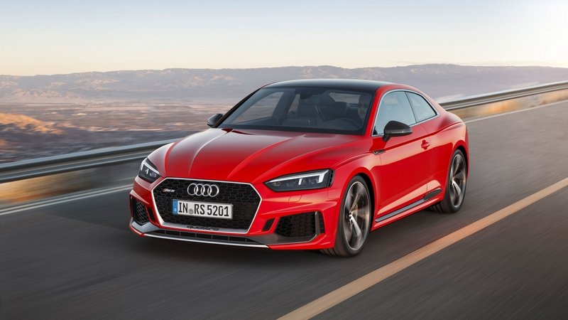 2018 Audi RS5 High Resolution Exterior - image 708379