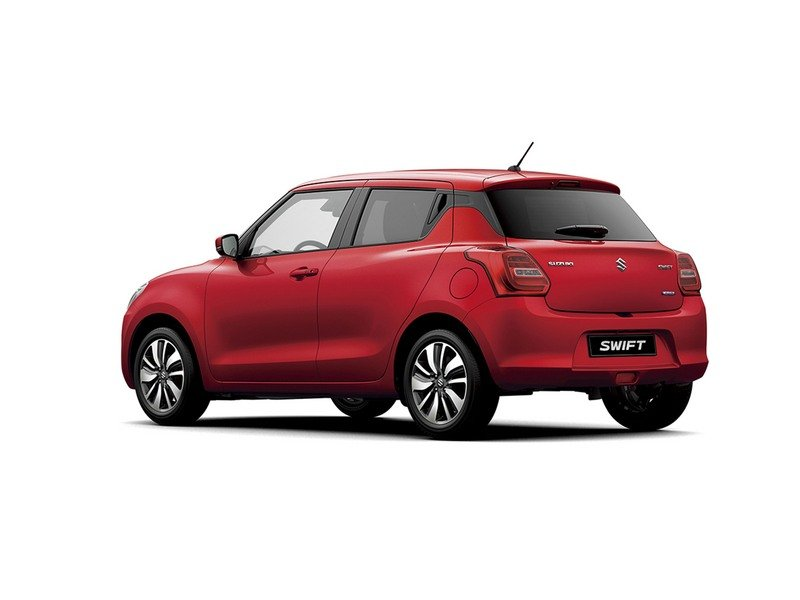 The new Suzuki Swift Is Lighter and More Fuel Efficient High Resolution Exterior - image 708624