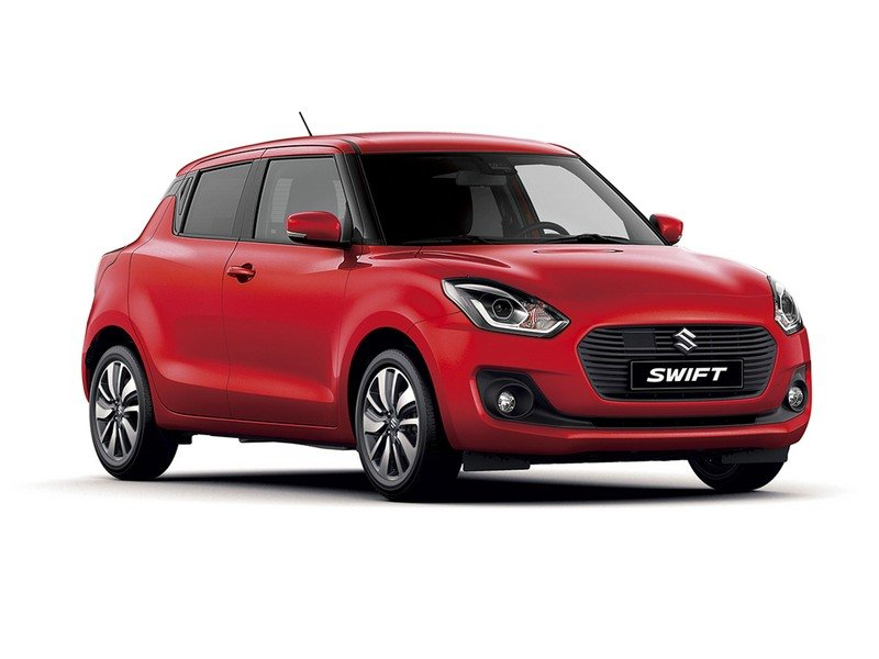 The new Suzuki Swift Is Lighter and More Fuel Efficient High Resolution Exterior - image 708623