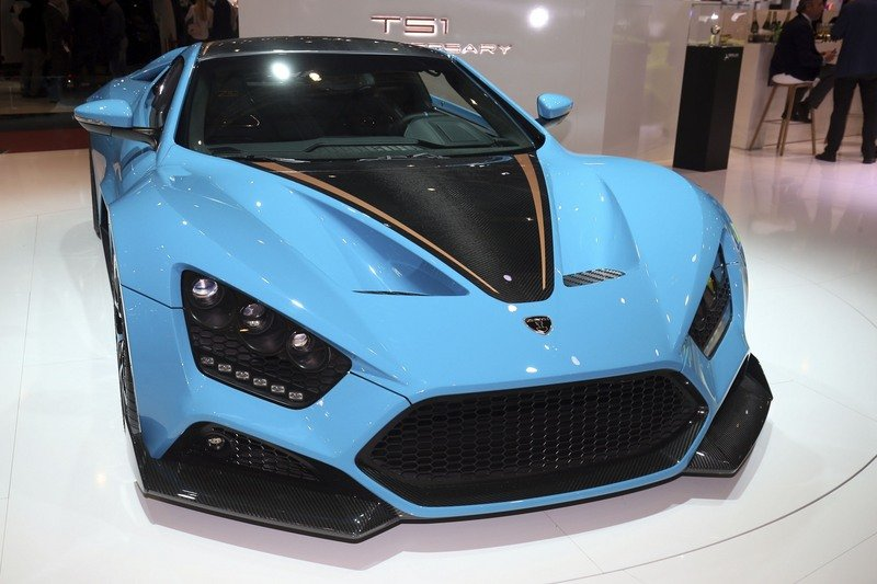 The Zenvo TS-1 GT Is The Anniversary Supercar Of Our Dreams