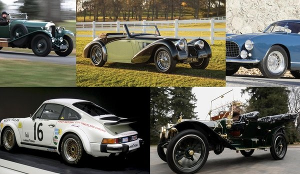 these are the high-dollar dream rides that 039 ll hit the block at the amelia island auctions this weekend - DOC709663