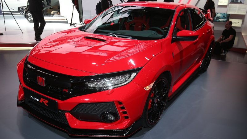 This Is How Much You'll Need To Save To Buy The Honda Civic Type R