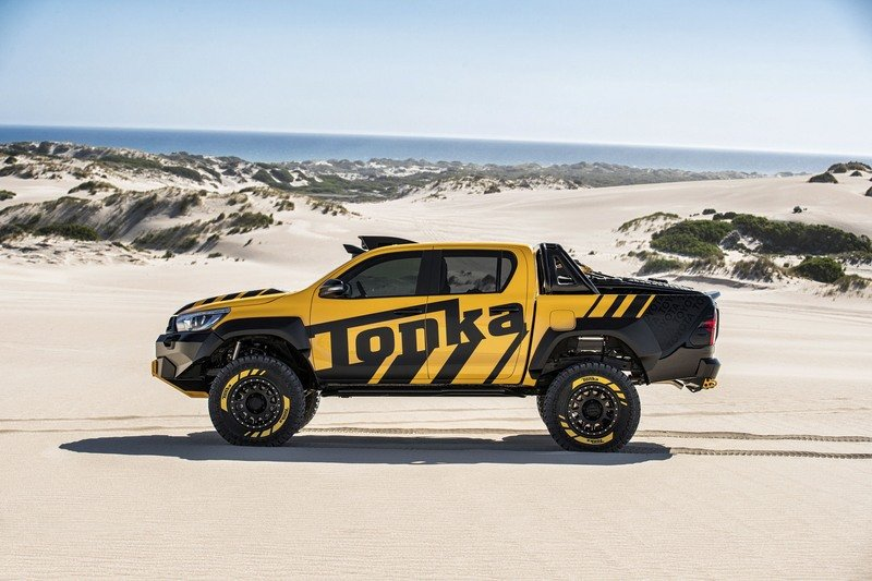 2017 Toyota Hilux Tonka Concept High Resolution Exterior - image 711622