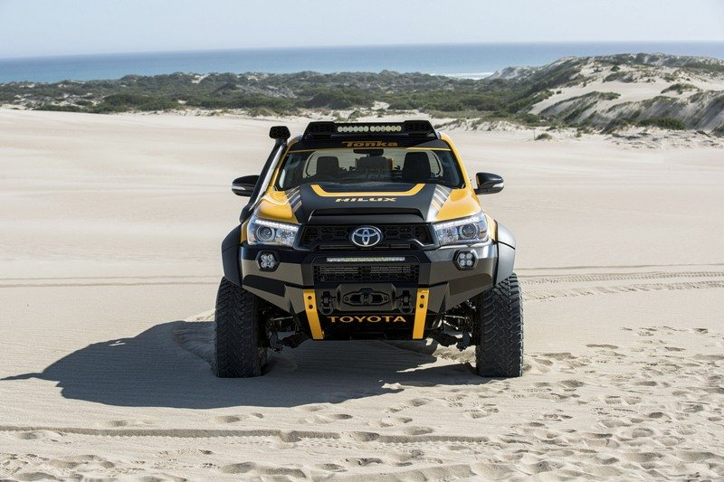 2017 Toyota Hilux Tonka Concept High Resolution Exterior - image 711626