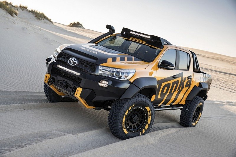 2017 Toyota Hilux Tonka Concept High Resolution Exterior - image 711631