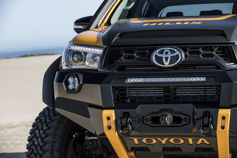 2017 Toyota Hilux Tonka Concept High Resolution Exterior - image 711638