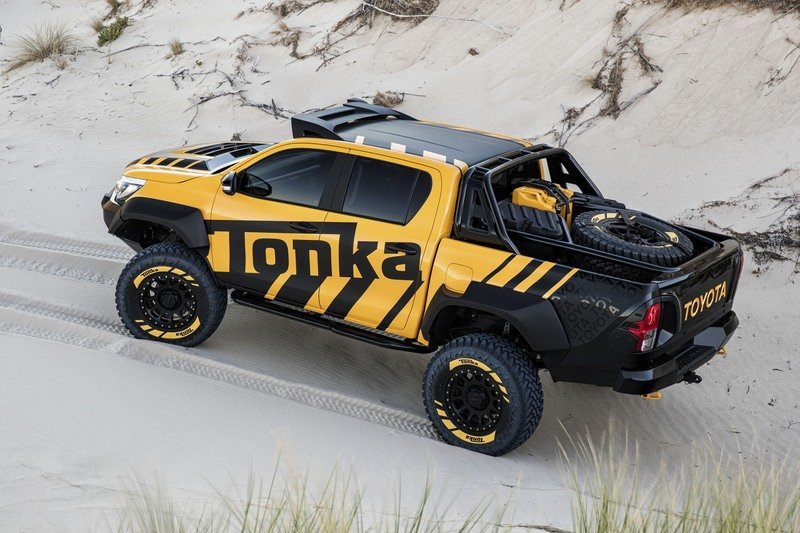 2017 Toyota Hilux Tonka Concept High Resolution Exterior - image 711641