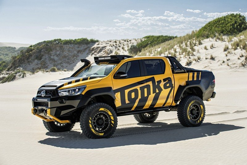 2017 Toyota Hilux Tonka Concept High Resolution Exterior - image 711647