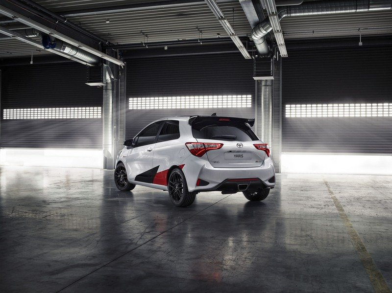 Toyota Yaris GRMN Takes the Hot-Hatch Market by Storm High Resolution Exterior - image 708716