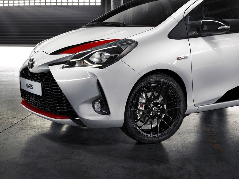 Toyota Yaris GRMN Takes the Hot-Hatch Market by Storm High Resolution Exterior - image 708720