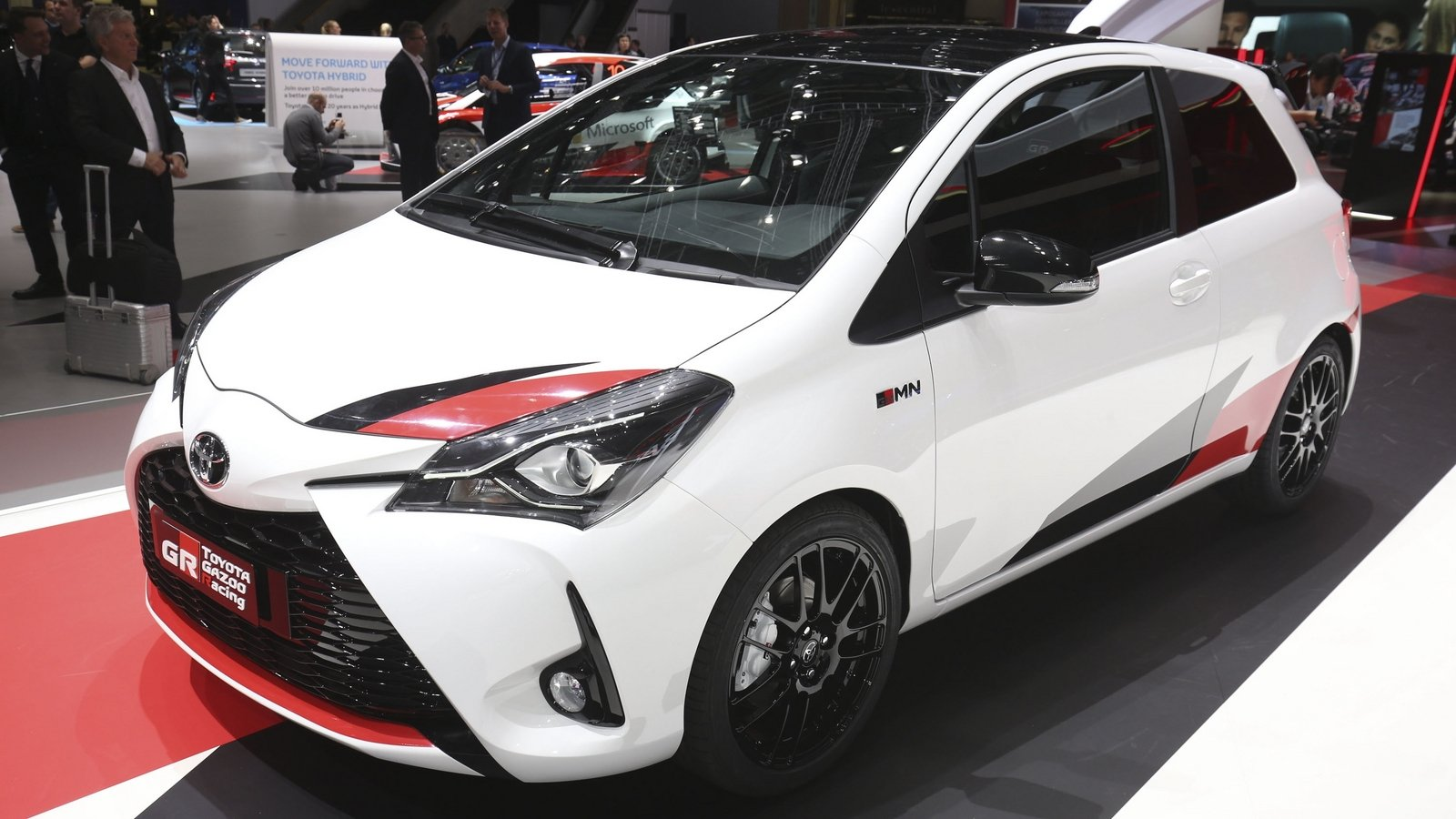 2018 toyota yaris grmn review top speed. Black Bedroom Furniture Sets. Home Design Ideas