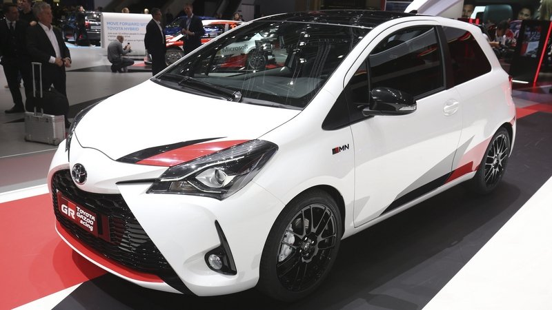 Toyota Yaris GRMN Takes the Hot-Hatch Market by Storm
