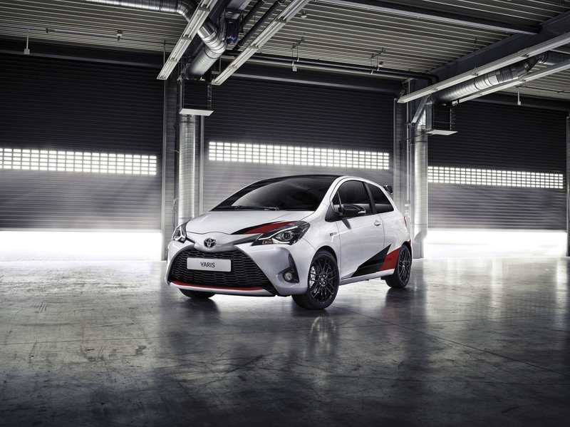2018 Toyota Yaris GRMN High Resolution Exterior - image 708715