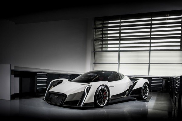 Vanda Electrics Dendrobium Is Singapore's First Hypercar