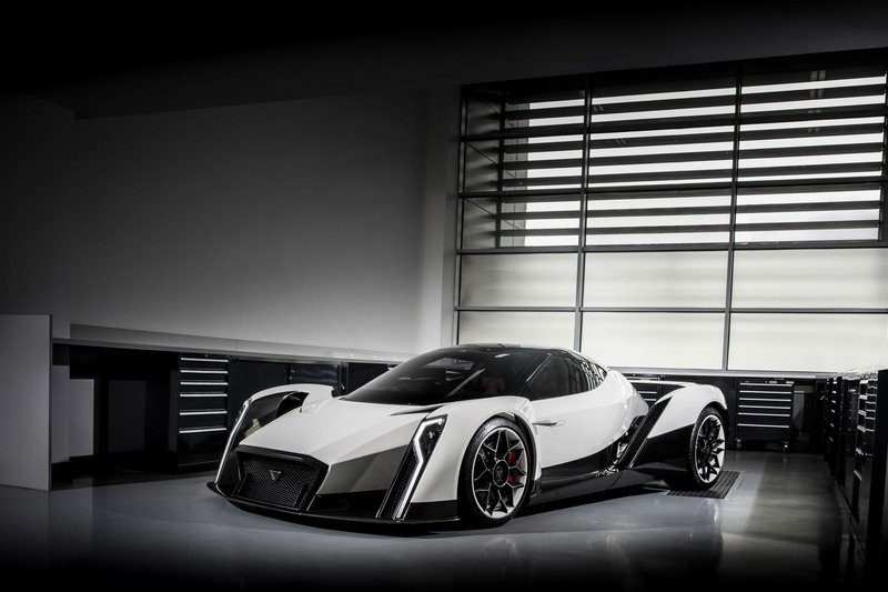 Vanda Electrics Dendrobium Is Singapore's First Hypercar High Resolution Exterior - image 708661