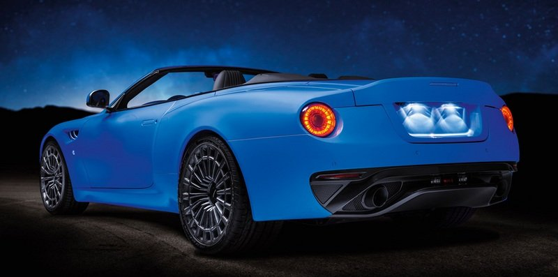 Vengeance Volante by Kahn Keeps the Iconic Aston Martin DB9 Alive