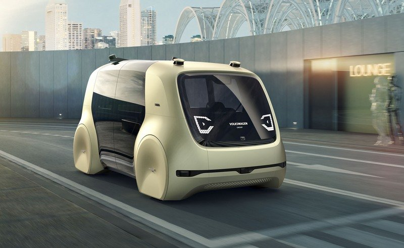 2017 Volkswagen Sedric Concept Exterior Computer Renderings and Photoshop - image 707970