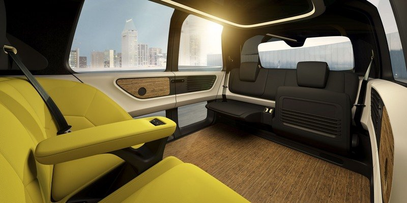2017 Volkswagen Sedric Concept Interior Computer Renderings and Photoshop - image 707972