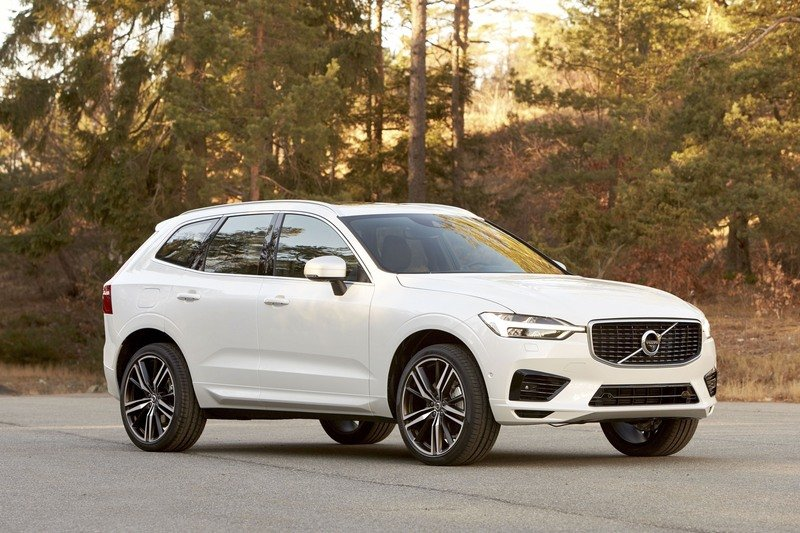 2018 Volvo XC60 High Resolution Exterior - image 708261