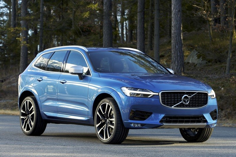 2018 Volvo XC60 High Resolution Exterior - image 708264