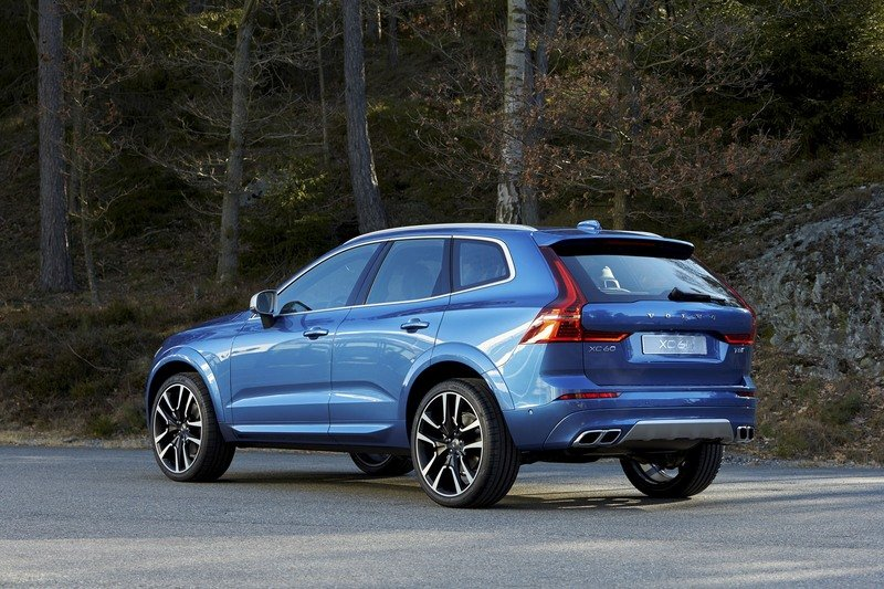 Wallpaper of the Day: 2018 Volvo XC60