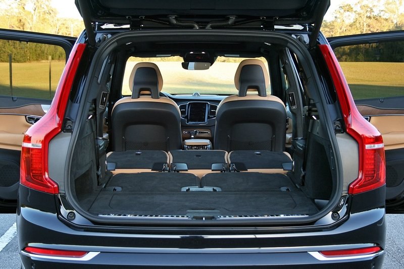 2017 Volvo XC90 T6 AWD Inscription – Driven High Resolution Interior - image 707292