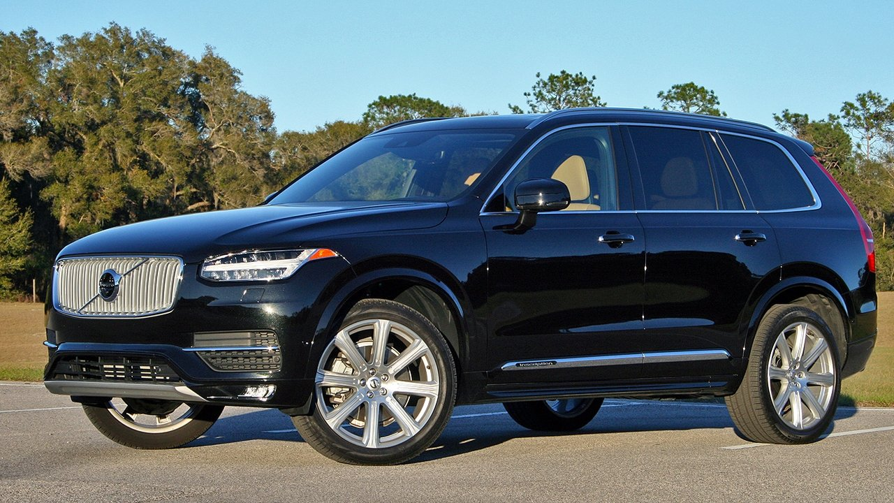 2017 volvo xc90 t6 awd inscription driven picture 707264 car review top speed. Black Bedroom Furniture Sets. Home Design Ideas