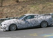 Is BMW Already Testing the M8 on the Nurburgring? - image 711483