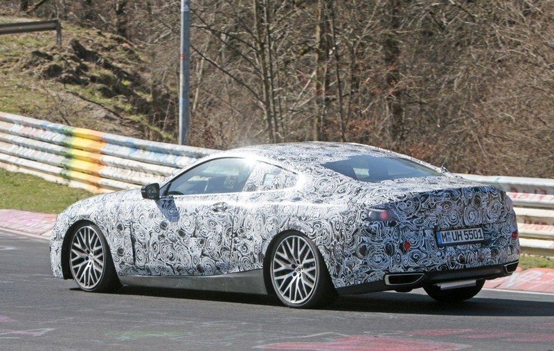Is BMW Already Testing the M8 on the Nurburgring? Exterior Spyshots - image 711485