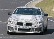 Is BMW Already Testing the M8 on the Nurburgring? - image 711478
