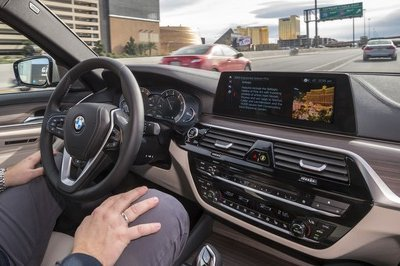 Will BMW be the First Brand to Offer Level 5 Autonomy? - image 710743