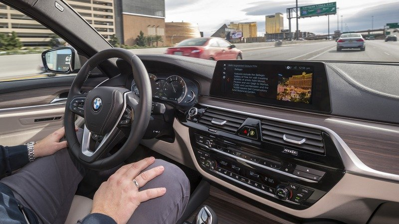 Will BMW be the First Brand to Offer Level 5 Autonomy?