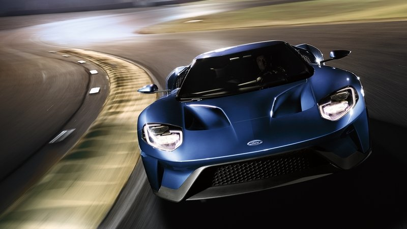 Will the Ford GT's Drive Modes Stop Owners From Going Full Mustang?