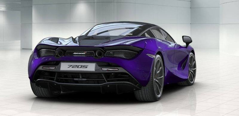 You Can Build your Dream McLaren 720S Now Exterior - image 710333
