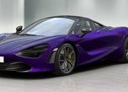 You Can Build your Dream McLaren 720S Now - image 710332