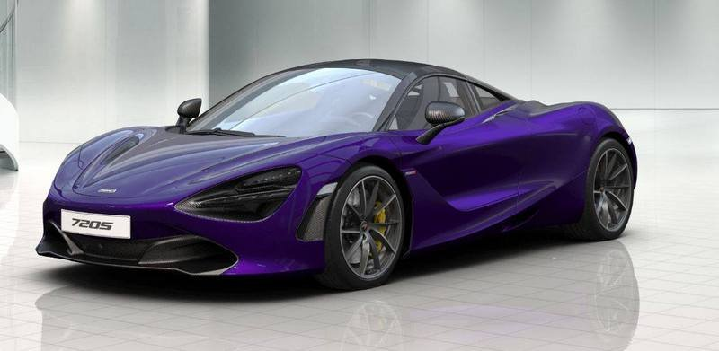 You Can Build your Dream McLaren 720S Now Exterior - image 710332
