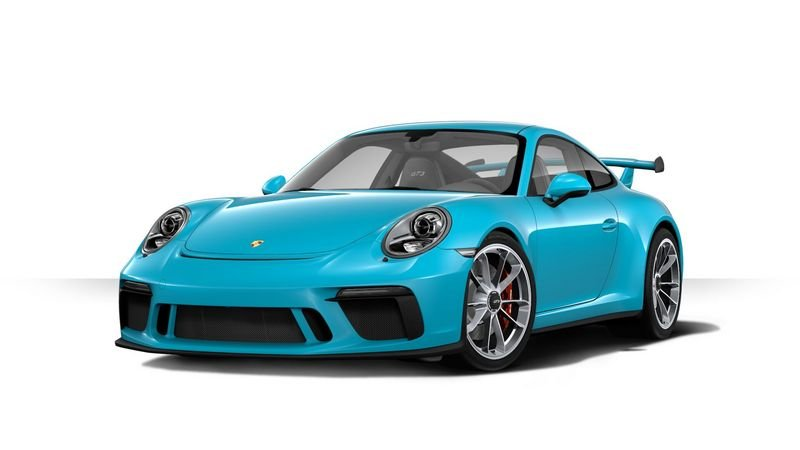 You Can Now Configure The Porsche 911 GT3 Of Your Dreams