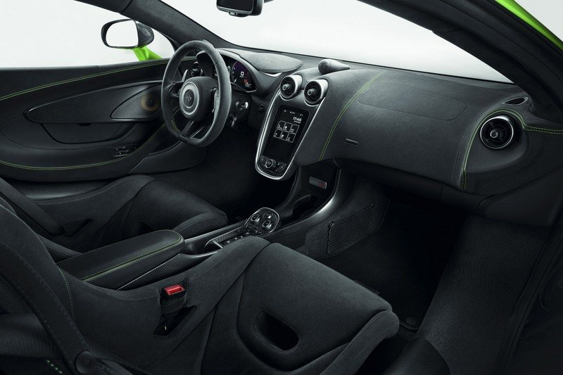 You Can Now Personalize Your McLaren Sports Series With More MSO Upgrades High Resolution Interior - image 711045