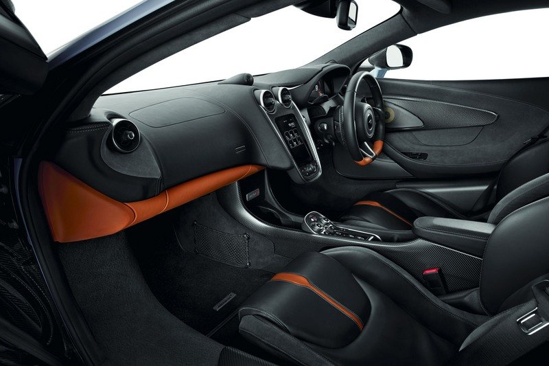 You Can Now Personalize Your McLaren Sports Series With More MSO Upgrades High Resolution Interior - image 711046