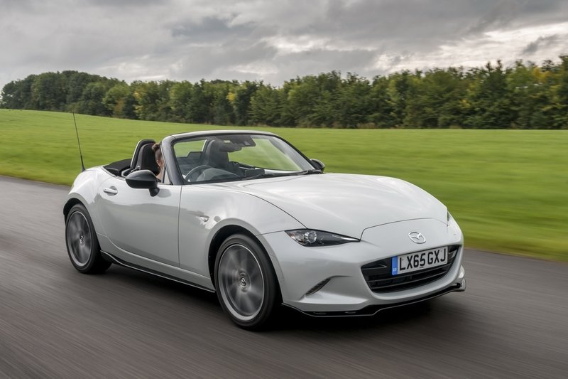 2016 Mazda MX-5 Sport Recaro Limited Edition Exterior High Resolution - image 714671