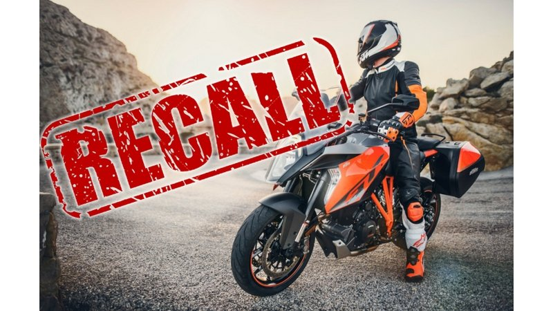 KTM Recalls MY16-17 Super Duke GT For Fuel Hose Issue