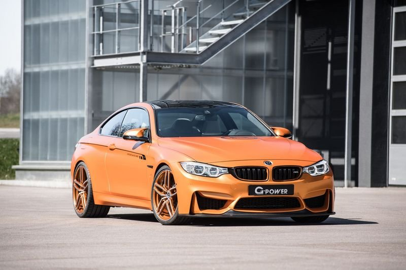 2017 BMW M4 by G-Power High Resolution Exterior - image 713771