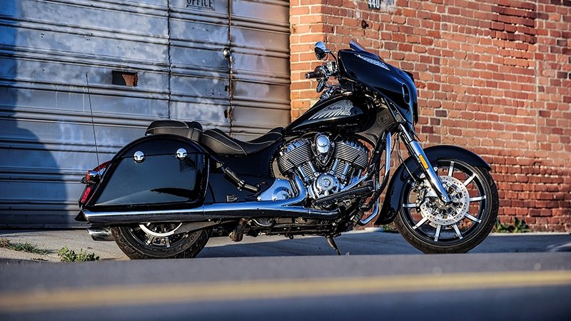 2017 Indian Chieftain Limited & Chieftain Elite