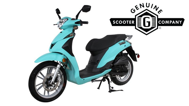 2017 Genuine Scooters Venture