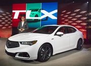 Acura Snarls at Germany with a Viciously Redesigned TLX - image 712854