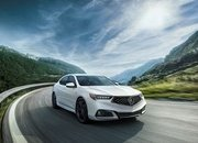 Acura Snarls at Germany with a Viciously Redesigned TLX - image 712846