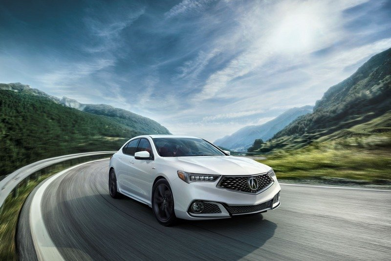 Acura Snarls at Germany with a Viciously Redesigned TLX High Resolution Exterior - image 712846