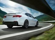 Acura Snarls at Germany with a Viciously Redesigned TLX - image 712847